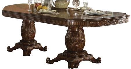 Acme Furniture Vendome 60000 Dining Room Table Brown, Dining Table