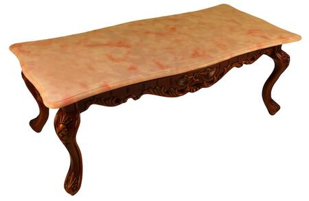 J. Horn CF98RN3SET Living Room Table Set Rose, 1