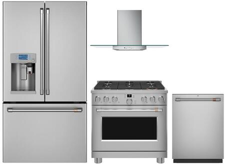 Cafe 1054661 Kitchen Appliance Package & Bundle Stainless Steel, main image