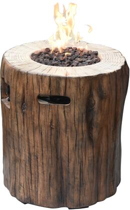 Modeno OFG308RWLP Outdoor Fire Pit, Main Image