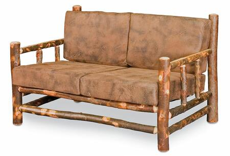 Chelsea Home Furniture Gaige 4201345 Loveseat Brown, 420-1345 Front