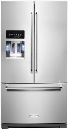 KitchenAid  KRFF507HPS French Door Refrigerator Stainless Steel, Main Image