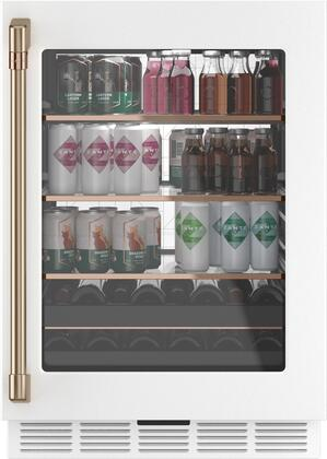 Cafe Customizable Professional Collection CCP06BP4PW2 Beverage Center White, CCP06BP4PW2 Beverage Center