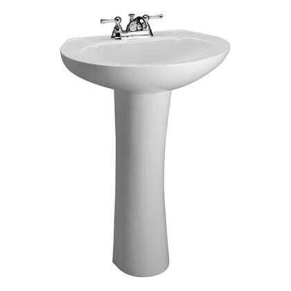 Barclay  3201WH Sink , Faucet not included.