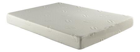 Atlantic Furniture CoolSoft Bliss M46312 Mattress White, 1