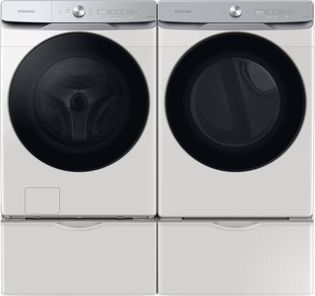 Samsung  1396930 Washer & Dryer Set White, 1