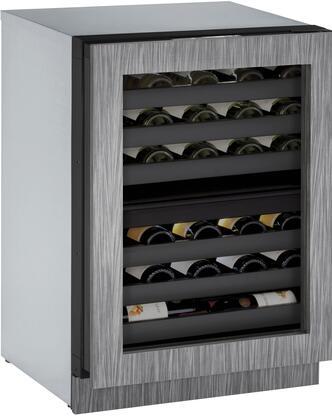 U-Line Modular 3000 U3024ZWCINT00B Wine Cooler 26-50 Bottles Panel Ready, Main View