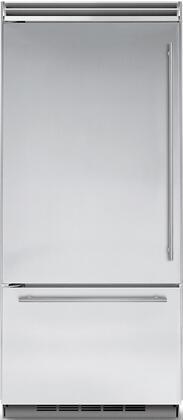 Marvel  MP36BF2LS Bottom Freezer Refrigerator Stainless Steel, Main Image