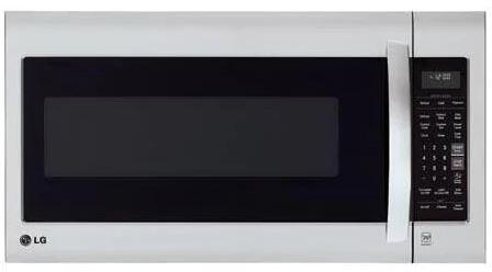 LG  LMV2031SS Over The Range Microwave Stainless Steel, LMV2031SS Over the Range Microwave
