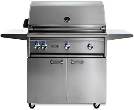 Lynx Professional L36TRFNG Natural Gas Grill Stainless Steel, Main Image