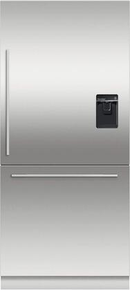 Fisher Paykel 1096651 Bottom Freezer Refrigerator Stainless Steel, main image