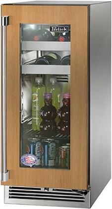 Perlick Signature HP15BO44RL Beverage Center Panel Ready, Main Image