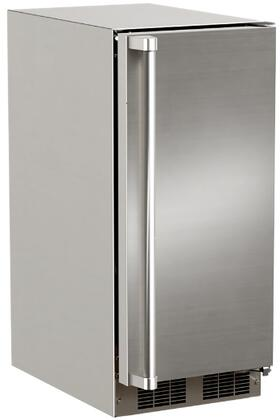 Marvel  MORE215SS31A Compact Refrigerator Stainless Steel, MORE215SS31A Outdoor Refrigeerator