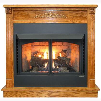ZCBB Series PA KDM42ZCBB 42″ Standard Mantel in Dark