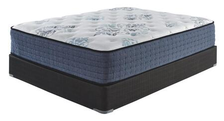 Mt Dana Firm Collection M62141 King Mattress with High-Density Quilt Foam and Wrapped Coils and Firm Comfort Level in