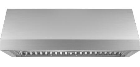 Dacor Heritage HWHP4812S Wall Mount Range Hood Stainless Steel, Front View