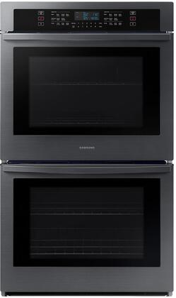 Samsung  NV51T5511DG Double Wall Oven Black Stainless Steel, NV51T5511DG Double Wall Oven