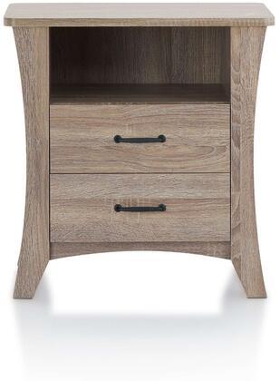 Acme Furniture Colt 97262 Nightstand Brown, Nightstand
