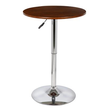 Armen Living Bentley LCBEPU Bar Table, 1