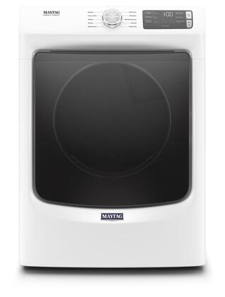 Maytag MED5630HW Electric Dryer White, Main Image