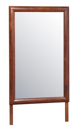 Atlantic Furniture  C68004 Mirror Brown, Image 3