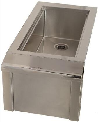 Alfresco  AGBC14 Outdoor Sink Stainless Steel, Main View