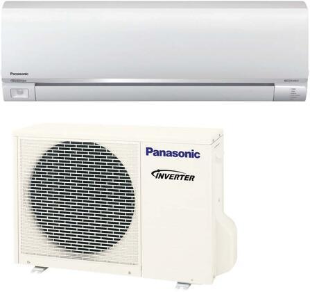 Panasonic  E18RKUA Single-Zone Mini Split Air Conditioner White, Main Image