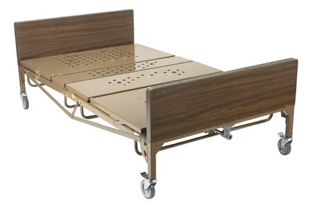Drive Medical 15302 Hospital Beds Brown, 1