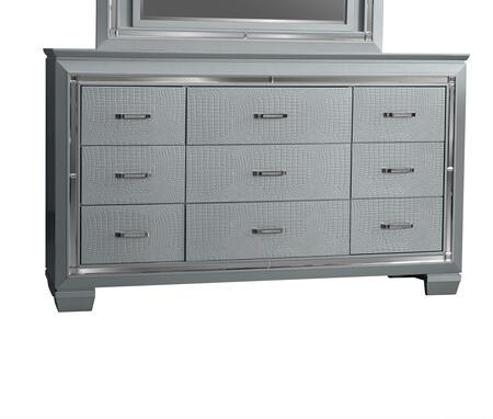 Myco Furniture Martina MA700DR Dresser Silver, MA700DR Main Image