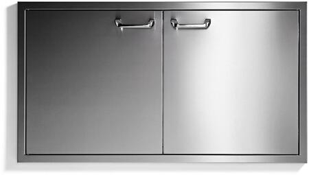 Lynx Professional LDR42T Access Door Stainless Steel, LDR42T Front View