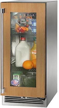 Perlick Signature HP15RS44RL Compact Refrigerator Panel Ready, Main Image