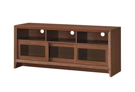 RTA-8811-HRY Modern TV Stand with Storage for TVs Up To 60″  in