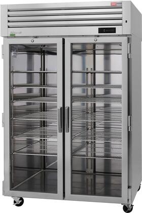 PRO-50F-G-N 52″ Pro Series Door Reach-In Freezer with 48.36 cu. ft. Capacity  Self-Cleaning Condenser  Digital Temperature Control & Monitor System