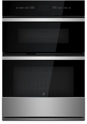 Jenn-Air NOIR JMW2430IM Double Wall Oven Stainless Steel, JMW2430IM NOIR Microwave Wall Oven Combo