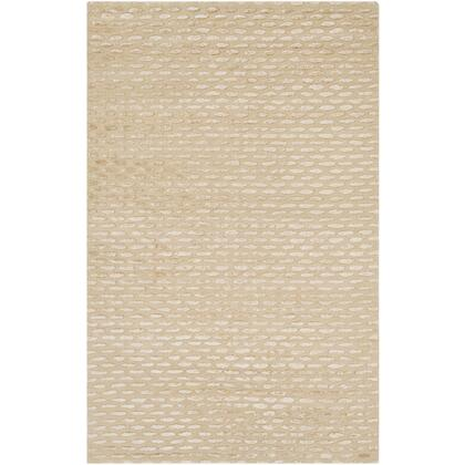 Atlantis ATL-6041 3'6″ x 5'6″ Rectangle Modern Rugs in Cream