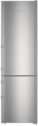 Liebherr CBS1360 24 Inch Counter Depth Bottom Freezer Refrigerator with 11.9 cu. ft. Total Capacity,in Stainless Steel