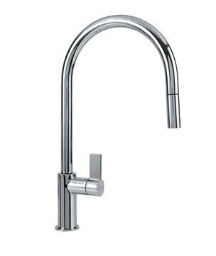 Franke Ambient FF3170 Faucet Silver, Main Image
