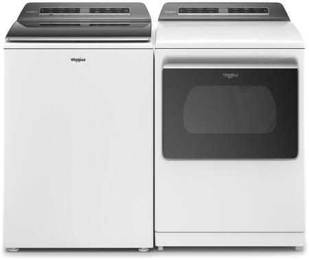 Whirlpool 1181782 Washer & Dryer Set White, 1