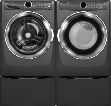 Electrolux  917356 Washer & Dryer Set Slate, 1