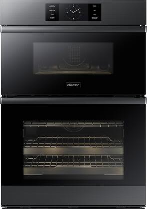 """Dacor Contemporary DOC30M977DM Double Wall Oven Graphite Stainless Steel, DOC30M977DM 30"""" Modernist Series Combi Wall Oven"""