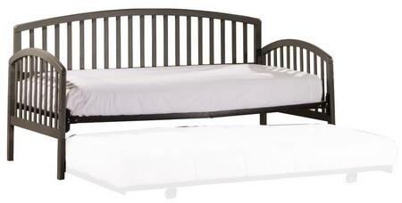 Carolina 2546DBLH 79″ Daybed with Suspension Deck Included and Vertical Slats in