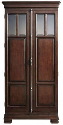 Reprise Collection 581160 38″ Tall Cabinet with Two Doors  Two Deep Tray Drawers and Adjustable Shelves in Classical