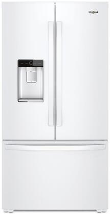 Whirlpool  WRF954CIHW French Door Refrigerator White, Main Image