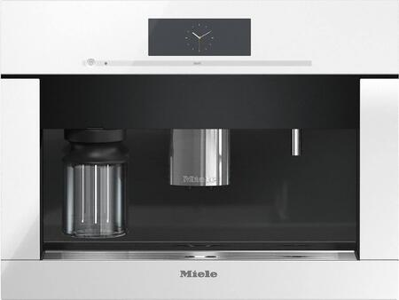 Miele  CVA6805WH Built-In Coffee System White, Main Image