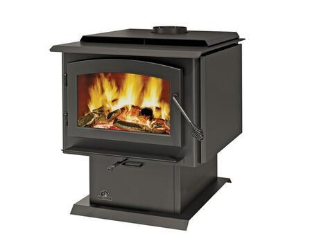 Napoleon Timberwolf Economizer 2300 Wood Heating Stove Black, Main Image