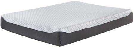 Sierra Sleep  M67341 Mattress White, Main Image