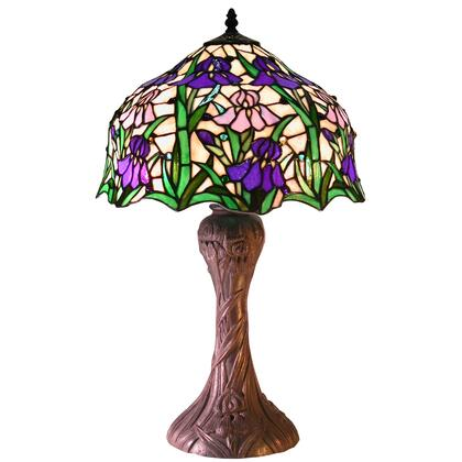 HomeRoots 233717 Table Lamp Multi Colored, Main Image