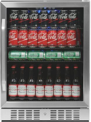 NewAir  ABR1770 Beverage Center Stainless Steel, Main Image