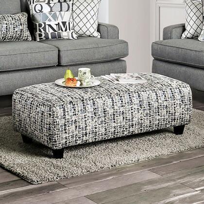 Furniture of America Verne SM8330OT Living Room Ottoman , Main Image