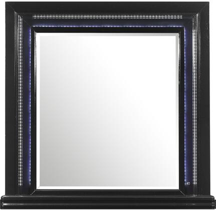Global Furniture USA Global Furniture USA SONIABLACKMWLED Mirror Black, products global furniture color sonia black  1131074325 sonia black m w led b1